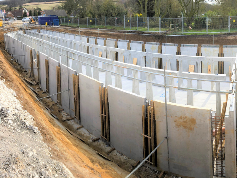 Stormwater Attenuation: The construction industry's answer to flooding
